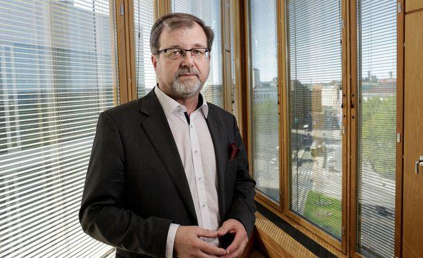Kevan toimitusjohtaja Timo Kietäväinen kommentoi työeläkejärjestelmän kehittämistä.