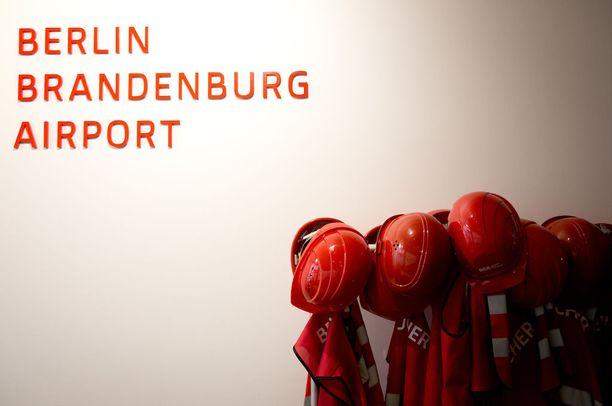Työ Berliinin uudella lentokentällä ei näytä loppuvan tekemällä.
