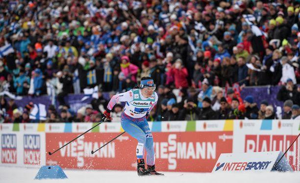 Krista Pärmäkoski paikkasi kympin pettymystä ankkuroimalla Suomen MM-pronssille.