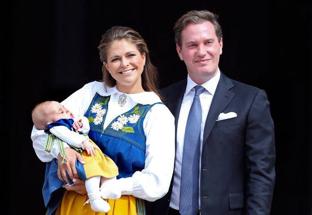 Expressen-lehti selvitteli prinsessa Madeleinen ja Chris O'Neillin veroasioita.