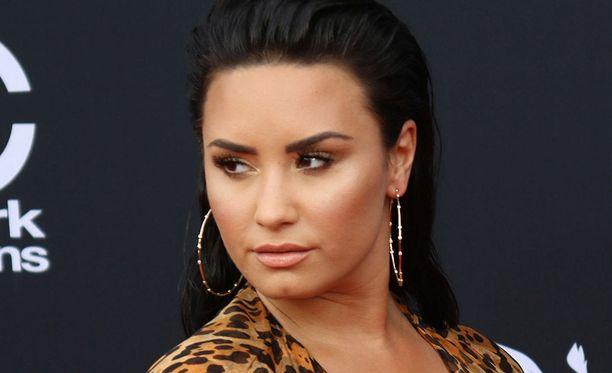 Demi Lovato tuli tunnetuksi lapsitähtenä.