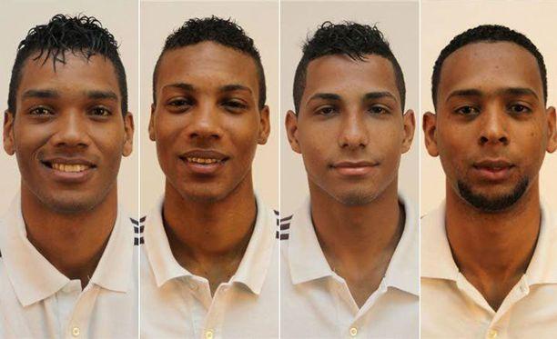 Dariel Albo Mirandan, Osmany Santiago Uriarte Mestren, Abraham Alfonso Gavilanin ja Rolando Cepeda Abreun vangitseminen käsiteltiin uudelleen.