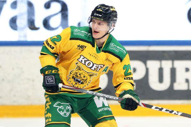 Arttu Ruotsalainen haluaa näyttää, ettei koko ole este NHL ...