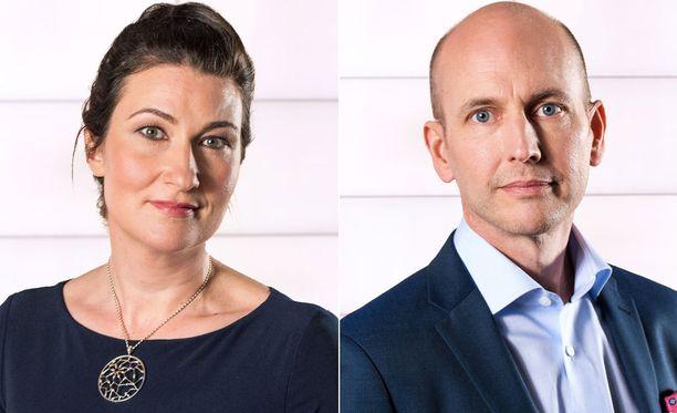 Antonia Berg ja Peik Österholm ilmestyvät ruutuun Femillä kello 19.50.