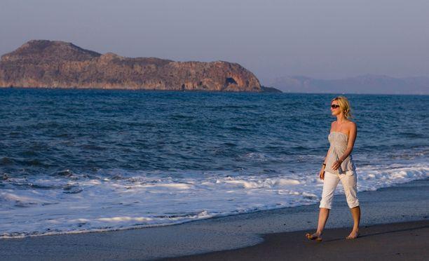 Kreetalla odotetaan jo, että matkailukausi pääsisi alkamaan.