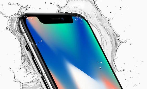 Iphone X tulee myyntiin 3. marraskuuta.