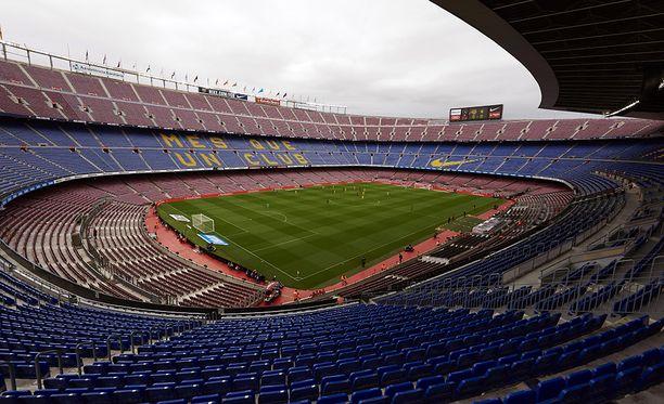 Camp Noun katsojakapasiteetti on hieman yli 99 000.