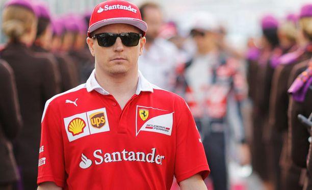 Kimi Räikkönen oli testien jälkeen varovaisen toiveikas Ferrarin kehityksestä.