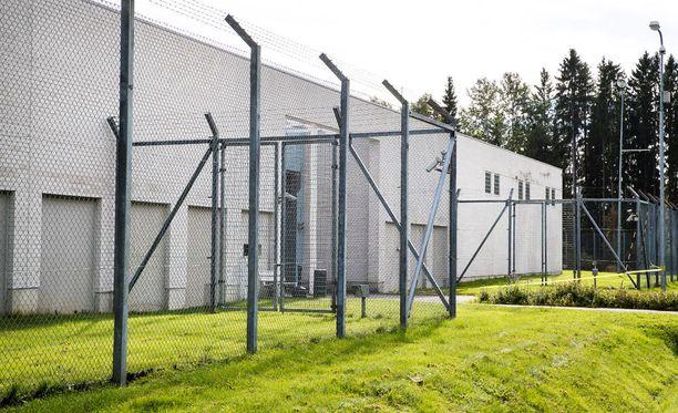 Kuvassa Kylmäkosken vankila.
