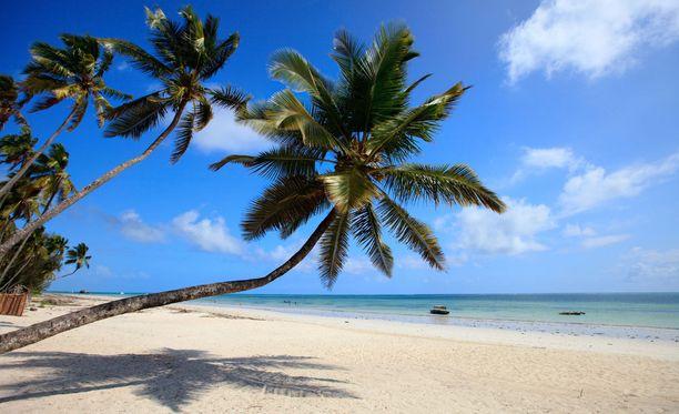Väkivaltainen hyökkäys tapahtui Sansibarin paratiisisaarella.