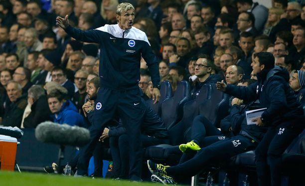 Sami Hyypiän aika Brightonin managerina saattaa olla pian ohi.