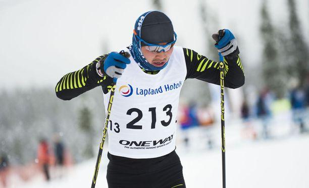 Achbadrakh Batmunkh oli Oloksen tykkikisojen miesten sprintin aika-ajon paras mongolialainen. Hän oli sijalla 109. Kolmekymmentä parasta pääsi jatkoon.
