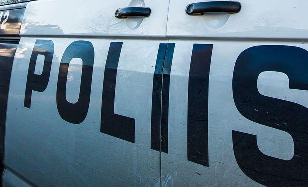 Poliisioperaatio alkoi noin kello 14 alkaen.