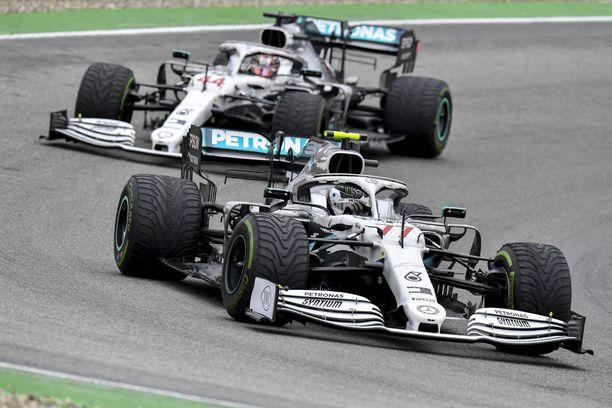 Mercedeksen jatko F1-sarjassa päätetään lähipäivinä.