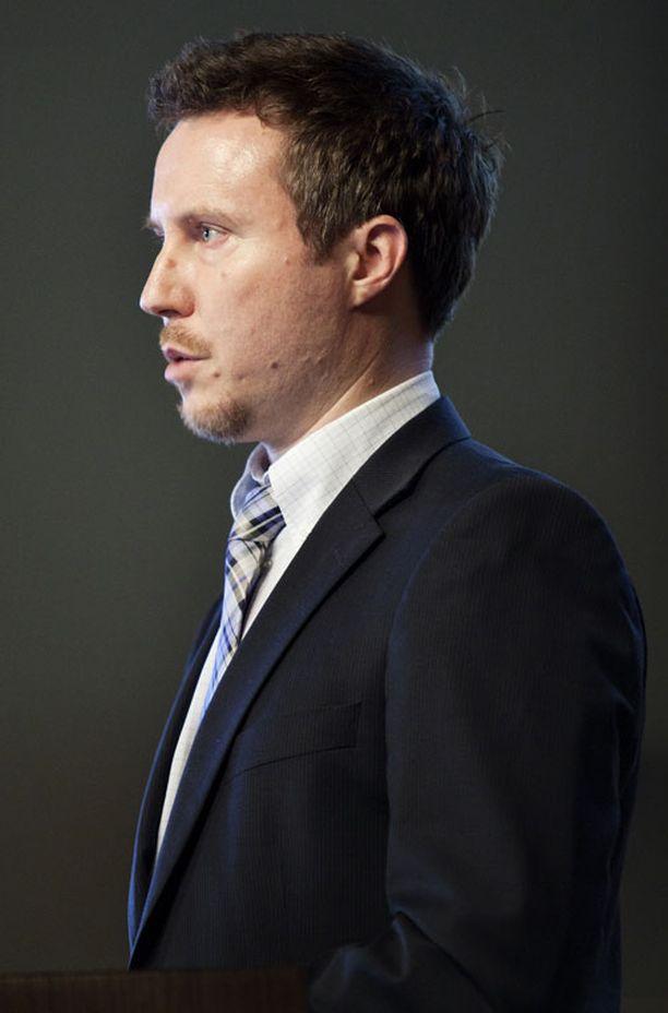 Valikoimaa tulee lisää, Hannu Impola kertoi Tulevaisuuden televisio -seminariissa.