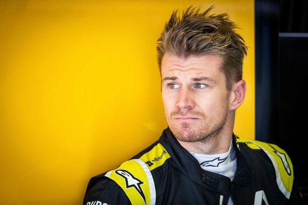 Nico Hülkenbergin F1-sopimusta ei enää uusittu.