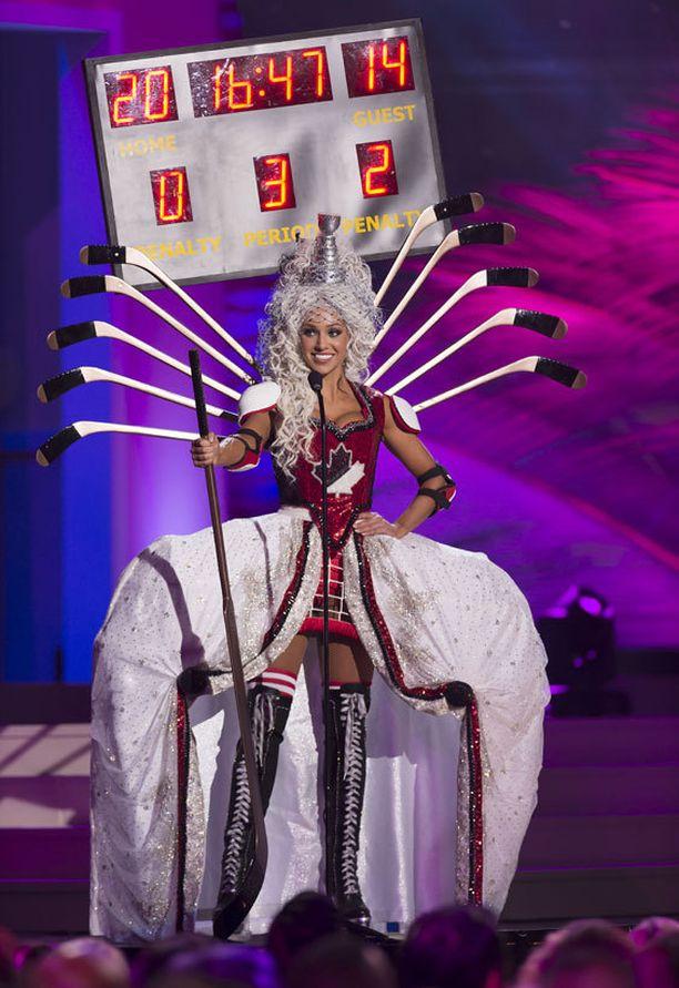 Miss Kanada.