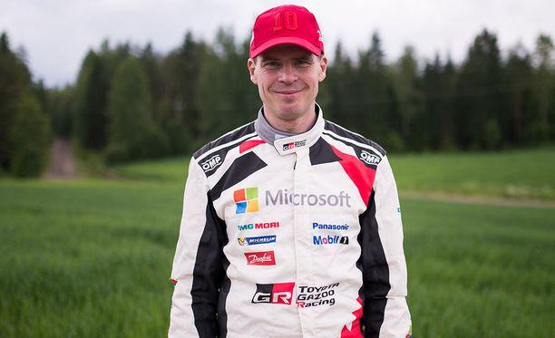 Miikka Anttila tekee historiaa Jyväskylässä.