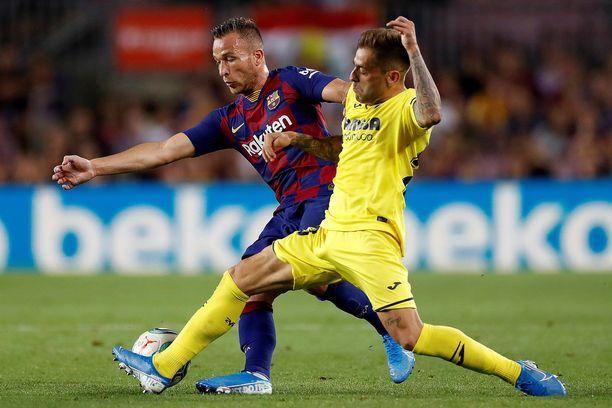 Villarreal ja Barcelona iskevät yhteen.