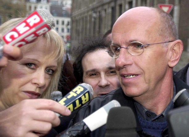 Festinan hieroja-huoltaja Willy Voetin autosta löytyi 400 veriampullia Ranskan ja Belgian rajalla.