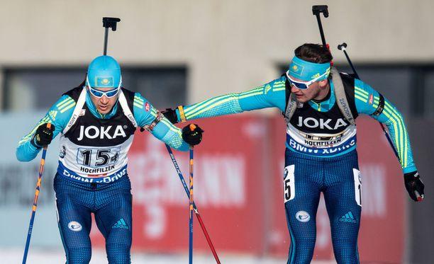 Kazakstanin Jan Savitski ja Maxim Braun antoivat negatiiviset dopingtestit.