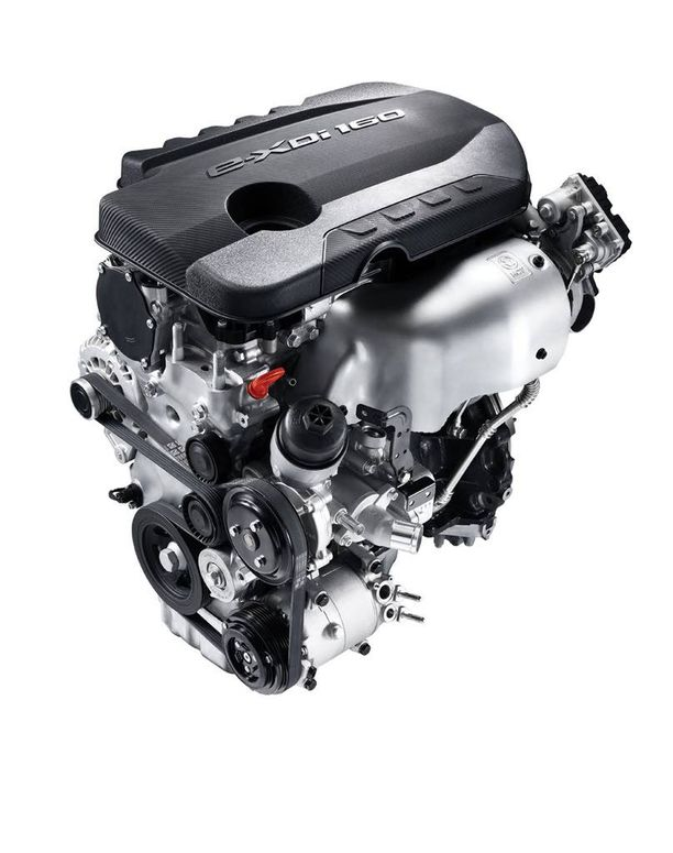 Moottori on SsangYongin omaa tuotantoa.
