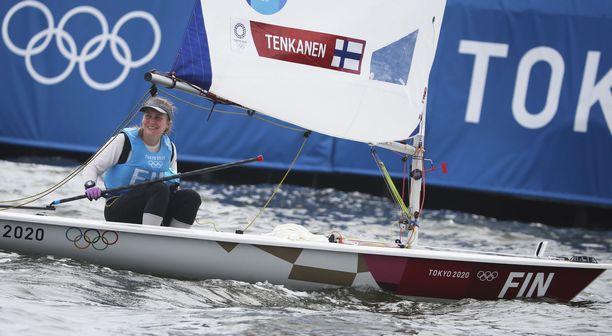 Tuula Tenkanen edusti Suomea olympialaisissa kolmesti.