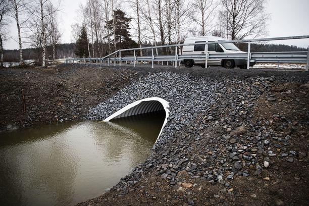 Sillan korjaus aloitetaan tämän viikon aikana.