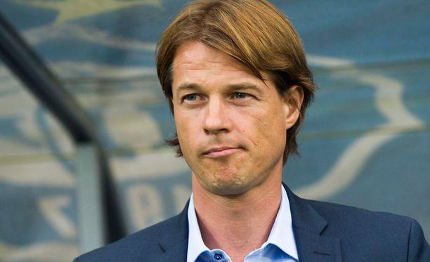 Mika Lehkosuo on ollut tyytyväinen HJK:n otteisiin viime aikoina.