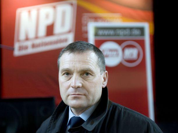 """Euroopan ihmisoikeustuomioistuin hylkäsi Udo Pastörsin valituksen ilmaisunvapauden loukkauksesta """"ilmiselvästi aiheettomana""""."""