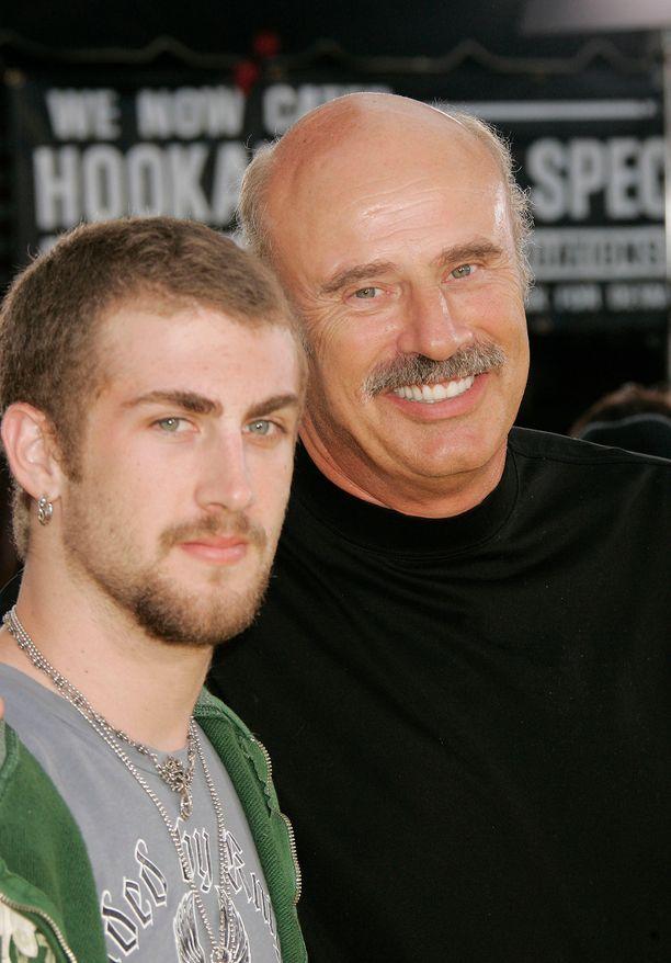 Dr. Phil McGraw'n pojalla Jordanilla on erikoinen maku.