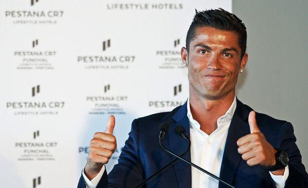 Cristiano Ronaldo teki Euroopan mestaruuden kunniaksi melko mehevän autohankinnan.