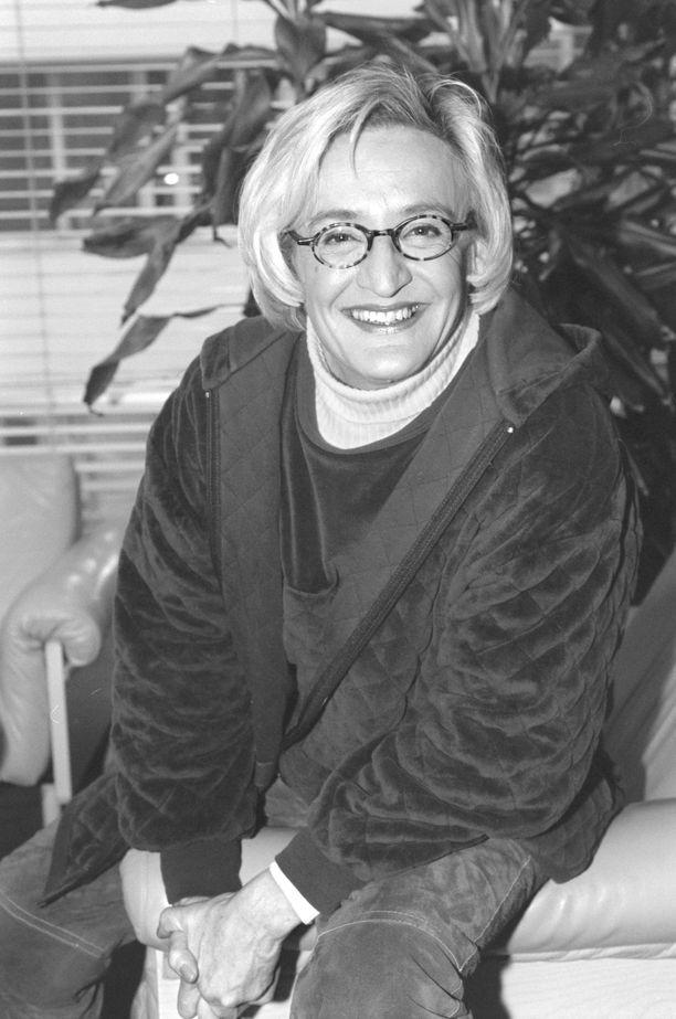 Anna-Kaisa Hermunen vuonna 1997.