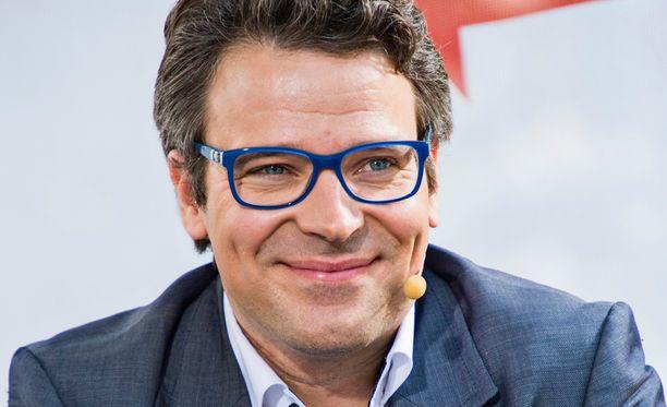 Vihreiden puheenjohtaja ja kansanedustaja Ville Niinistö palkittiin Vuoden hetero -palkinnolla.