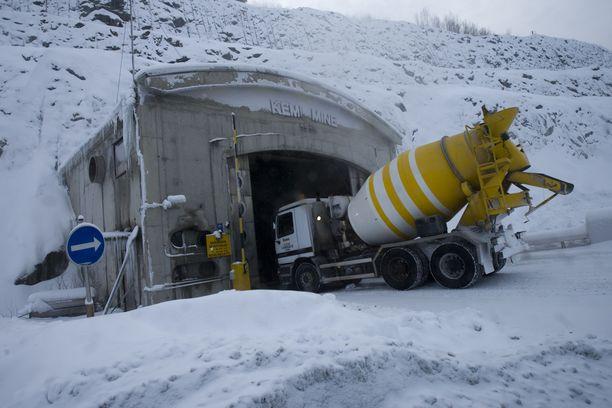 Outokummun Kemin kaivos on yksi niistä yrityksistä, joka on Teollisuusliiton lakon piirissä.