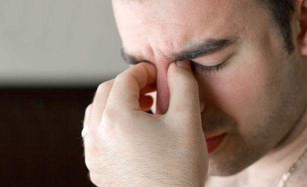 Päänsärkykin voi olla merkki diabeteksesta.