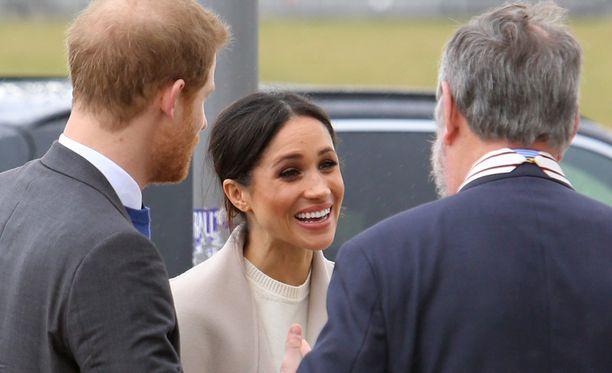 Meghan Marklen ja prinssi Harryn häitä juhlitaan toukokuussa.