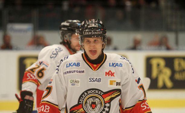 Jonathan Hedström lopetti uransa vuonna 2013.