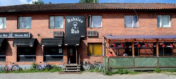Tältä ravintola näytti vuonna 2011.