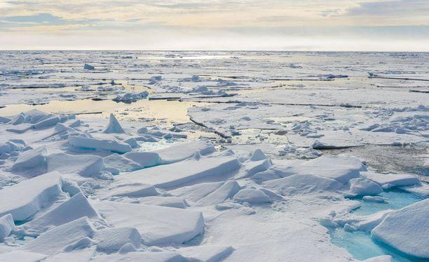 Arktisen alueen lämpötilat ovat ennätyskorkealla jo kolmatta kertaa tänä talvena.