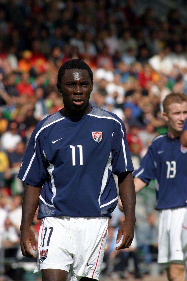 Vasta 13-vuotias Freddy Adu oli Suomen MM-kisojen kohutuin superlupaus vuonna 2003. Polku terävimmälle huipulle ei lopulta koskaan auennut.