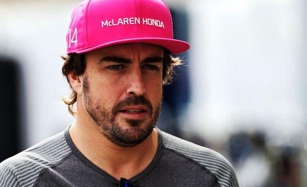 Fernando Alonso ei tyydy pelkkään F1-menestykseen.