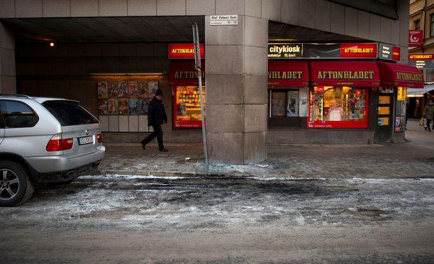 Seitsemän vuotta sitten Ruotsin keskustassa räjähti kaksi pommia.