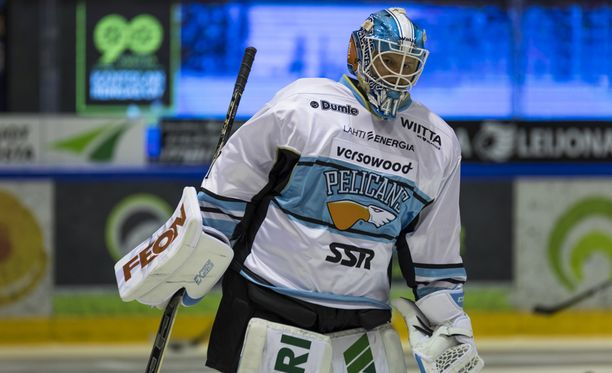 Janne Juvonen pelasi ja nollasi KalPan.