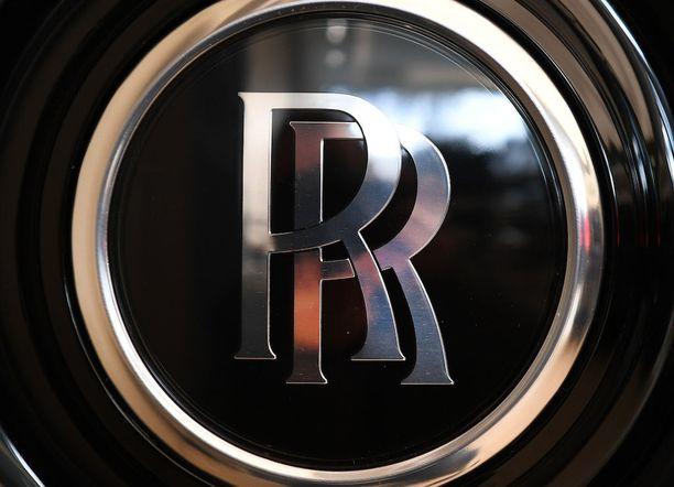 Rolls-Royce tuli aikoinaan tunnetuksi luksusautoista.