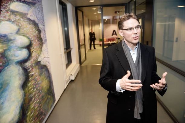 Pääministeri Jyrki Katainen on moittinut meitä suomalaisia negatiivisuudesta.