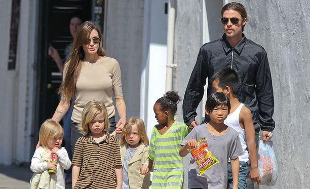 Brad Pitt haluaa keskittyä lapsiinsa uuden uran luomisen sijaan.