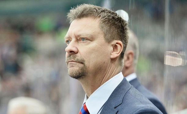 Jukka Jalonen palaa KHL-valmentajaksi.