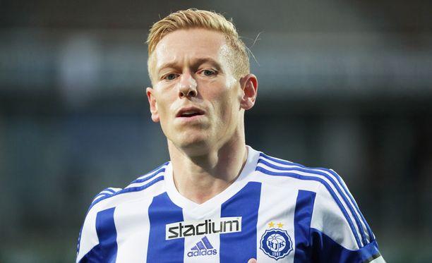 Mikael Forssell jatkaa uraansa HIFK:ssa.