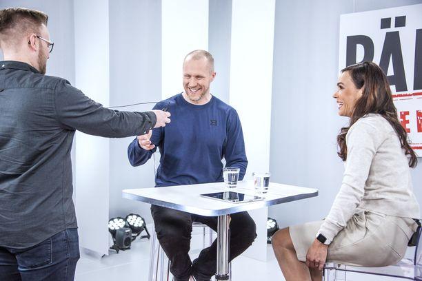 Hannes Hyvönen on kiekkoilijauransa jälkeen työskennellyt muun muassa personal trainerina.